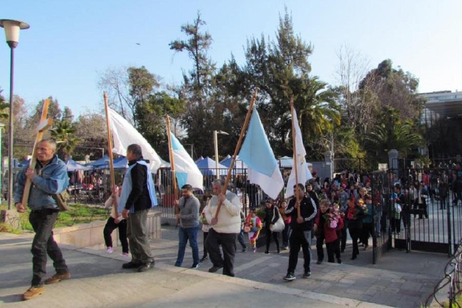 Solemnidad de la Asunción en Parroquia y Santuario de Lourdes